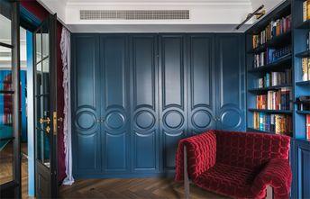 豪华型140平米三法式风格书房图片