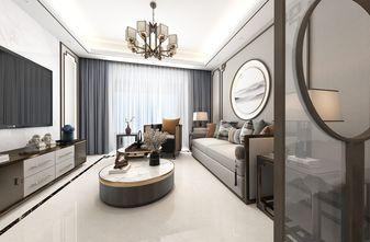 20万以上120平米四新古典风格客厅效果图