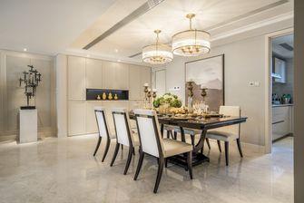 20万以上140平米四欧式风格客厅装修案例