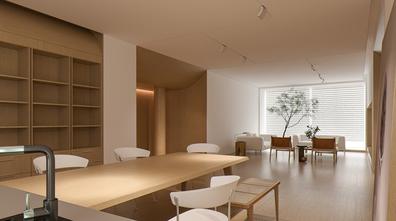 5-10万60平米一室两厅日式风格餐厅装修效果图