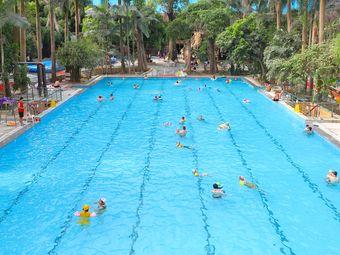 成园温泉游泳馆