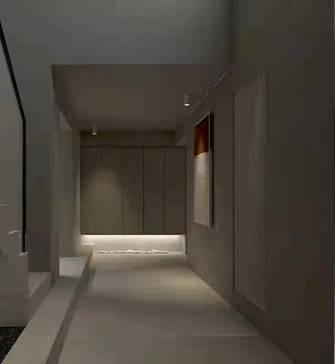 经济型140平米别墅现代简约风格走廊装修图片大全