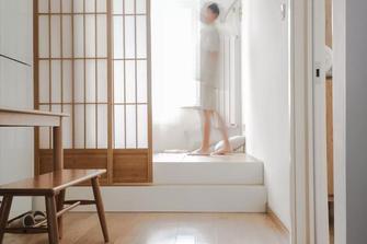 豪华型40平米小户型日式风格客厅图