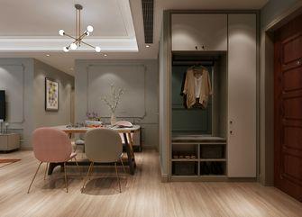 110平米三室一厅法式风格玄关装修案例