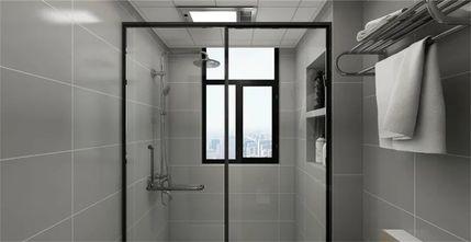 10-15万110平米三室两厅现代简约风格卫生间装修图片大全