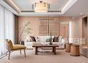 20万以上140平米别墅混搭风格客厅装修效果图