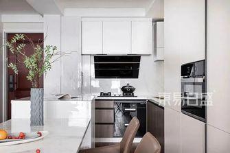 110平米三现代简约风格厨房设计图