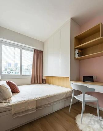 3-5万30平米小户型北欧风格卧室装修案例