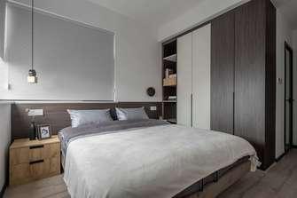 90平米港式风格卧室装修图片大全