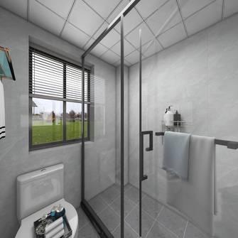 经济型60平米公寓轻奢风格卫生间装修案例