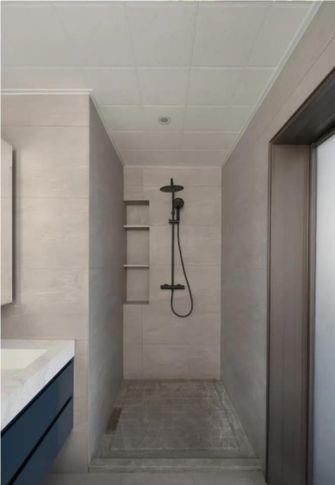 三室两厅北欧风格卫生间装修案例