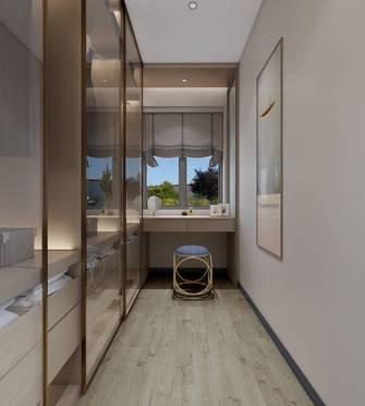 豪华型140平米别墅中式风格衣帽间图片