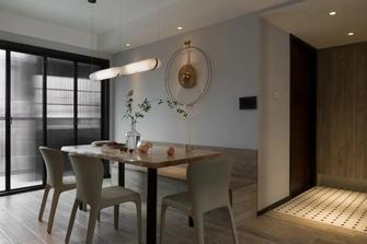 20万以上140平米四室两厅现代简约风格餐厅图片大全