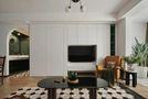 3万以下80平米三室一厅现代简约风格客厅欣赏图