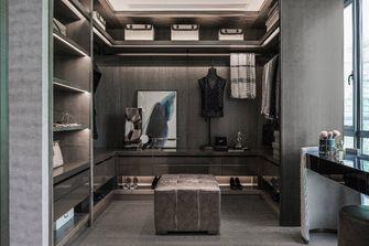 20万以上140平米别墅日式风格衣帽间效果图