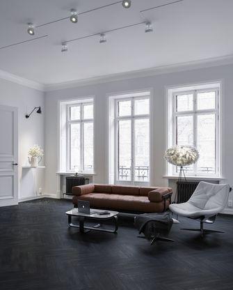 10-15万70平米三室两厅新古典风格客厅欣赏图