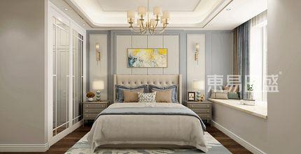 三美式风格卧室图片
