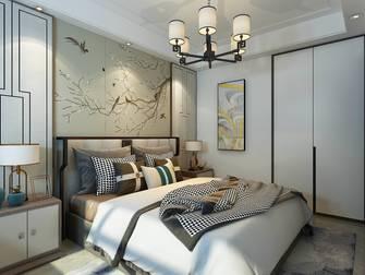 10-15万140平米四室四厅轻奢风格卧室装修案例