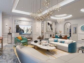 20万以上140平米四室一厅法式风格客厅图片大全