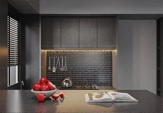 15-20万90平米一室一厅工业风风格厨房装修案例