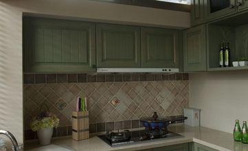 110平米三美式风格客厅装修案例