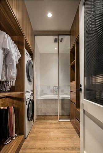 经济型90平米三室两厅混搭风格衣帽间装修效果图