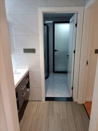 经济型110平米三室三厅轻奢风格卫生间图片大全
