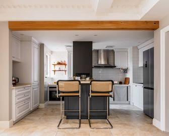 15-20万90平米三室两厅美式风格厨房图