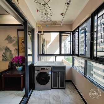 10-15万100平米三中式风格阳台图片