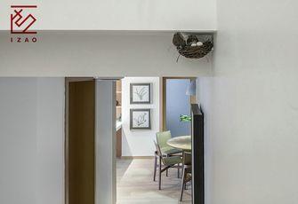 10-15万140平米别墅现代简约风格走廊设计图
