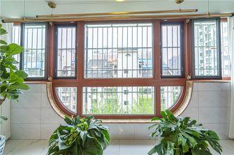 20万以上140平米三室两厅中式风格阳台效果图