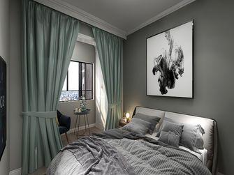 15-20万130平米三室一厅工业风风格卧室图片