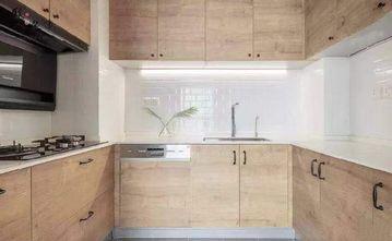 经济型100平米三室两厅北欧风格厨房欣赏图