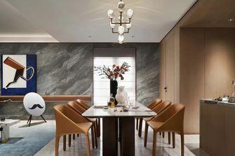 90平米三轻奢风格餐厅装修案例