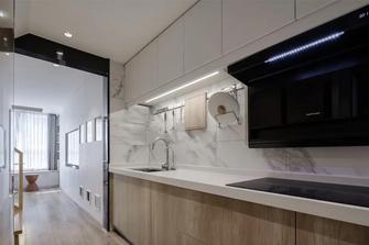 10-15万30平米小户型现代简约风格厨房欣赏图