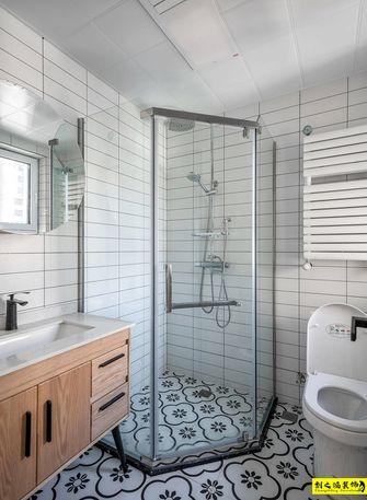 5-10万100平米三室两厅日式风格卫生间装修效果图