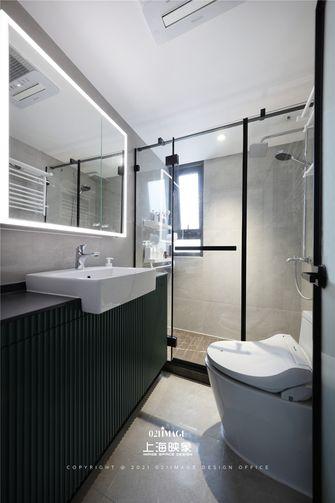 15-20万130平米三室两厅现代简约风格卫生间装修图片大全