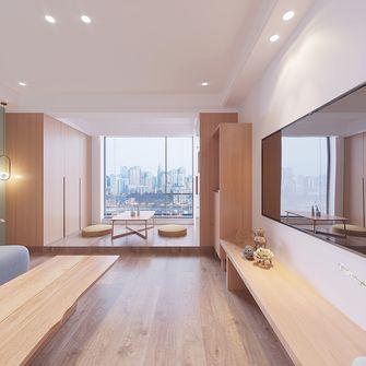 120平米三日式风格客厅欣赏图