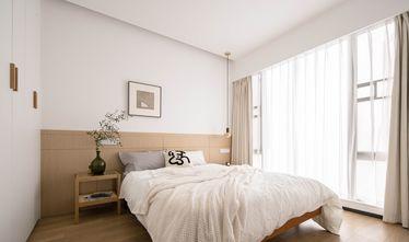 5-10万70平米三室两厅日式风格卧室图片