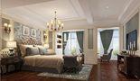 140平米四室三厅欧式风格卧室图片大全