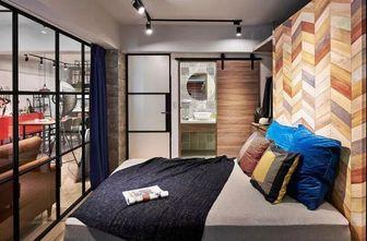 100平米三工业风风格卧室装修图片大全