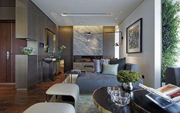 豪华型140平米复式现代简约风格客厅欣赏图