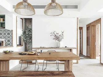 豪华型140平米三室三厅日式风格书房效果图