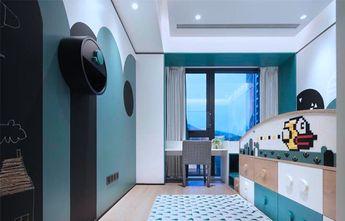 20万以上140平米四室一厅中式风格卧室图