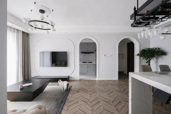 10-15万60平米现代简约风格客厅设计图