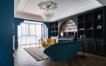 20万以上140平米三法式风格客厅装修效果图