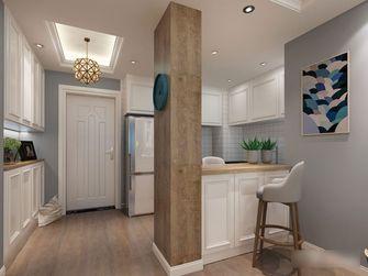 5-10万70平米一室两厅混搭风格厨房欣赏图