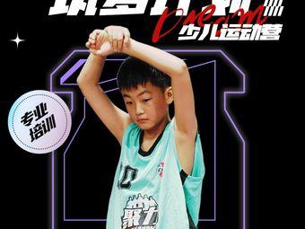 筑梦计划少儿篮球训练营