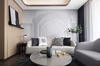 5-10万60平米一室两厅现代简约风格客厅装修效果图