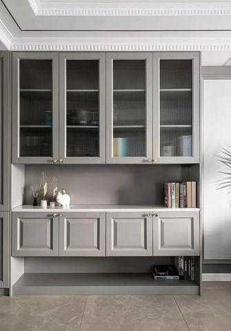 5-10万80平米公寓欧式风格书房图片